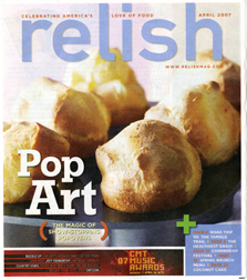 Relish Magazine Looking for new food recipes to please your family? Relish.com has a database full of delicious and healthy recipes that everyone is sure to love!