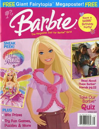 Как сделать журнал для девочек