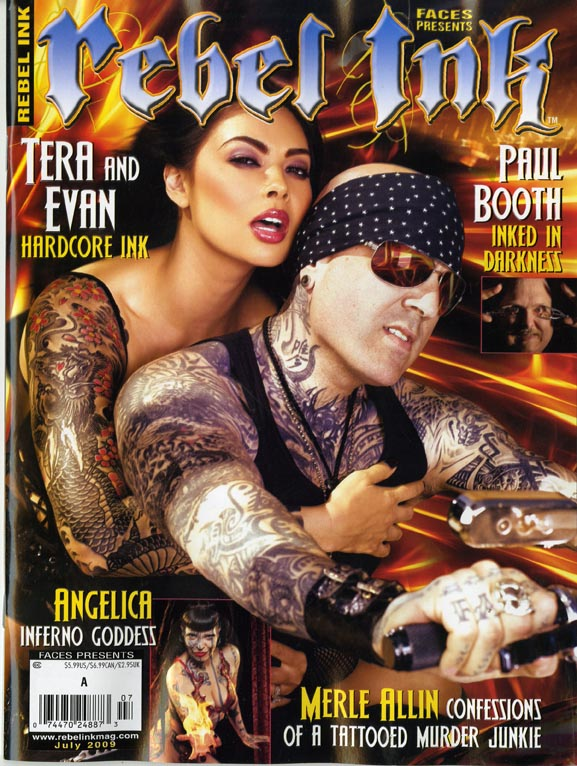 rebel ink tattoo magazine the letter b tattoos