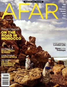 afar premiere issue