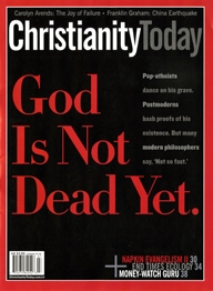 Time magazine god is dead cover