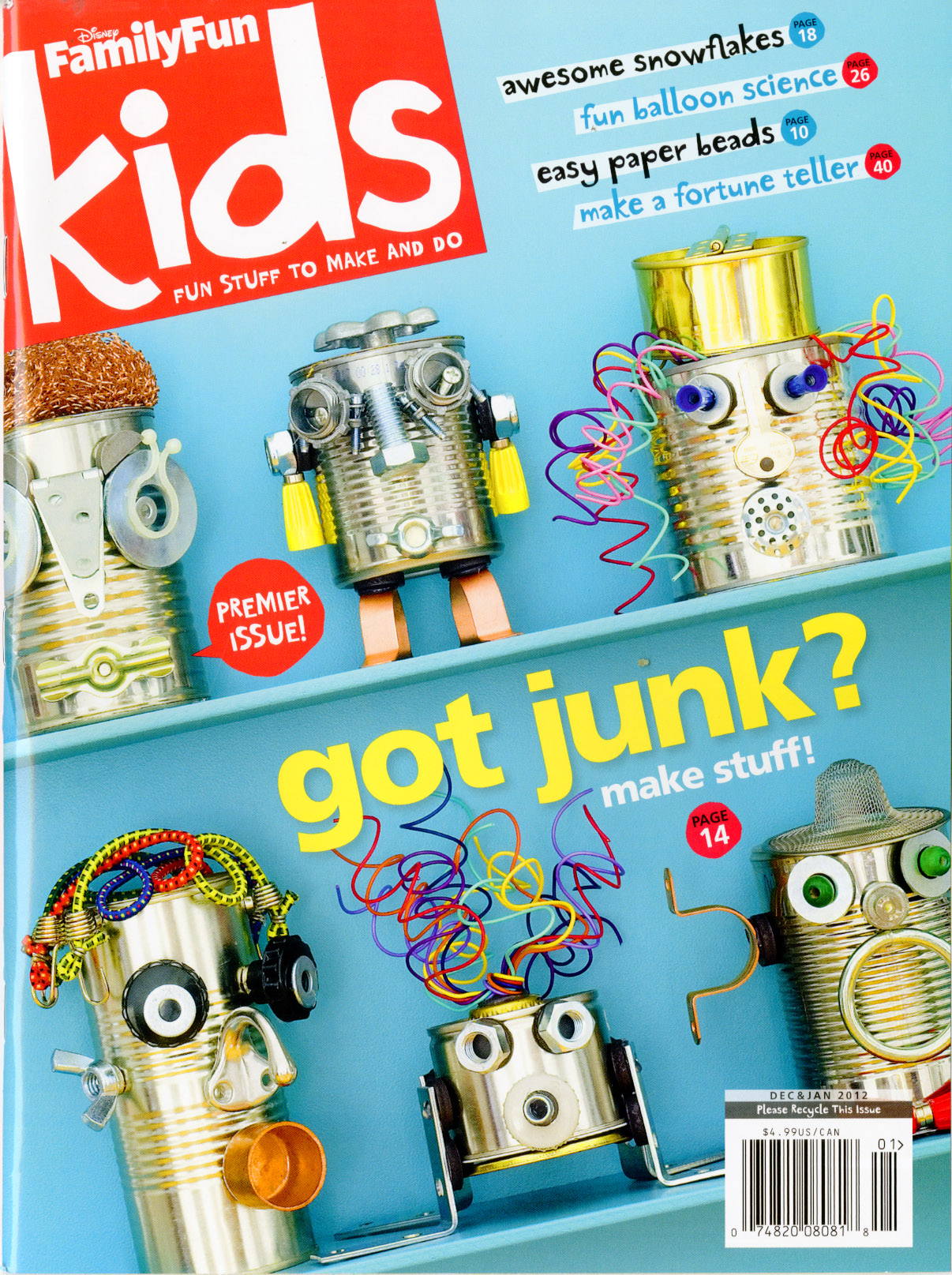 Disney family fun kids fun things to make and do the new magazine from