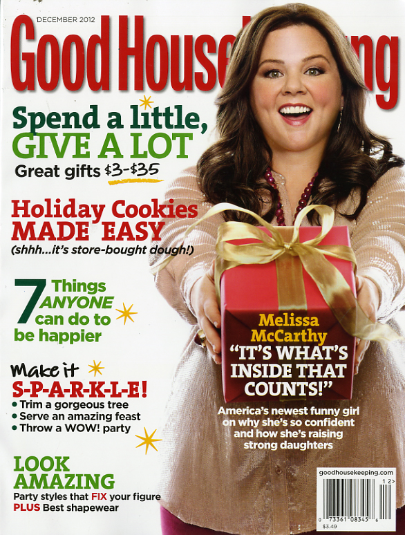 And the winner is a new logo look for good housekeeping for Good house magazine