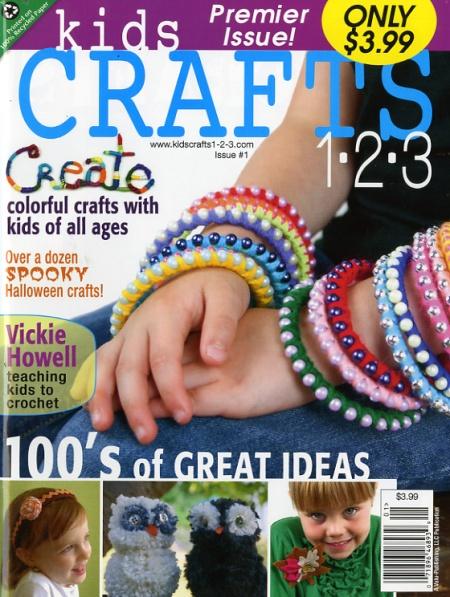 Kids Crafts 1•2•3