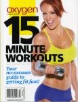 Oxygen 15 Minute Workouts
