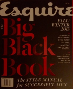 esquire black book