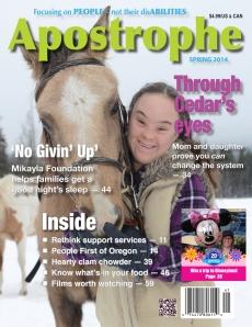 APOSTROPHE SPRING 2014