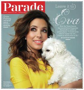 parade cover