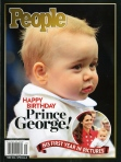 People - Prince George 1st bday