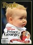 People - Prince George 1st bday