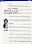 1995 New Consumer Magazine - John Mack Carter foreword p 1