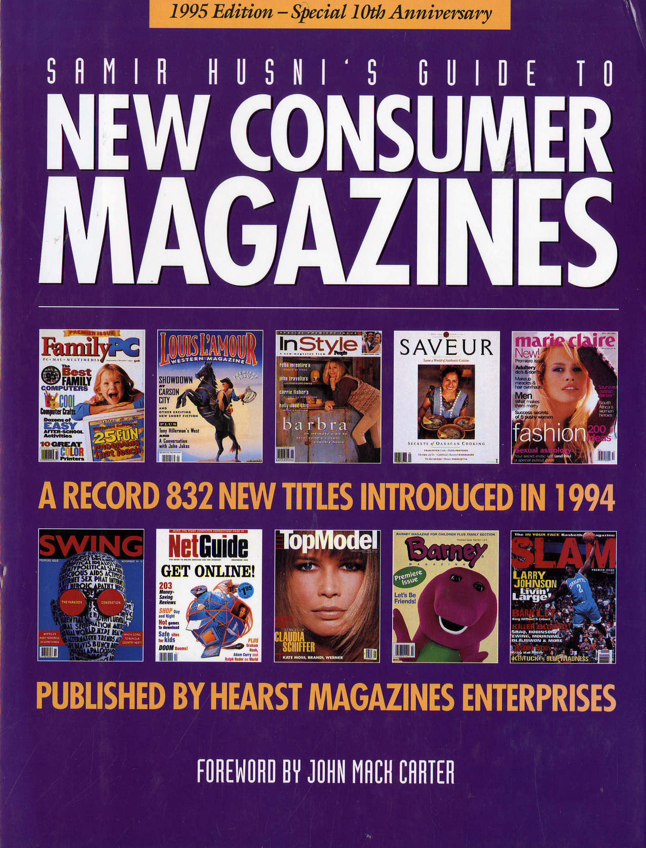 John Mack Carter: The Father Of New Magazines And A Mentor