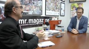 Mr. Magazine™ Interviews Hunter Lewis