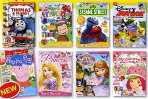 Redan children's mags-3