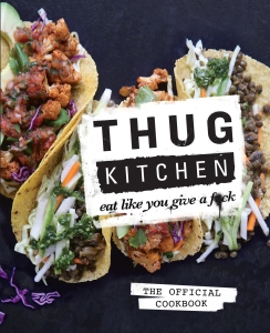 Thug Kitchen Cover