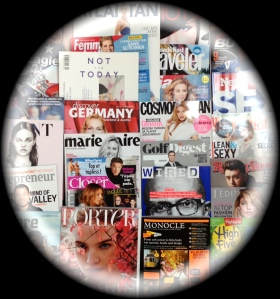 The social role of magazines: we continue with entertainment.