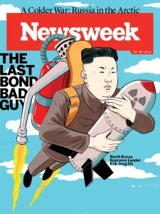 Feb 27 2015 Newsweek Cover