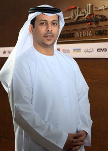 Mr. Faisal Salem Bin Haider, CEO, Printing & Distribution Sector, Dubai Media Inc.