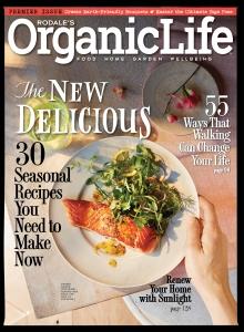 Rodale's Organic Life Sub.