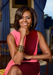 Guest Editor, More Magazine, The First Lady of the United States
