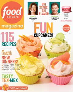 Food Network Mag - May '14 Cover