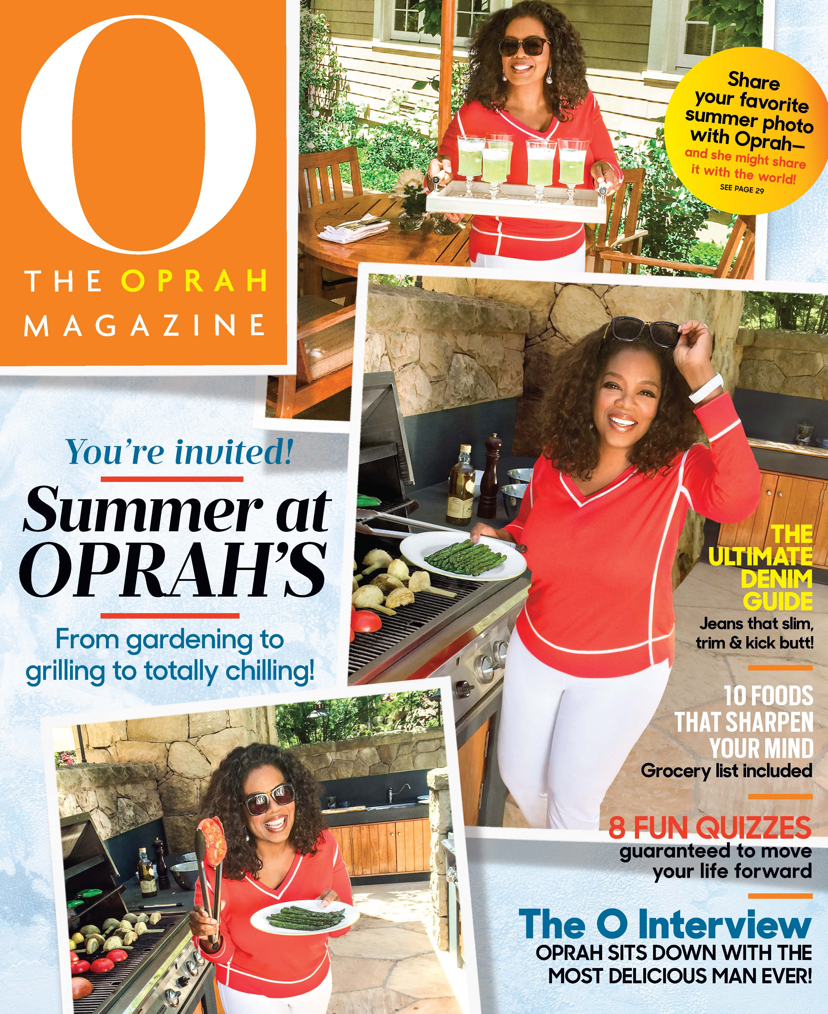 15 years and counting u2013 o the oprah magazine celebrates the major
