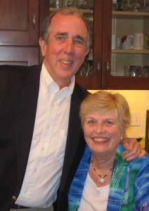 John and Eileen Harrington, editor and associate editor of The New Single Copy.