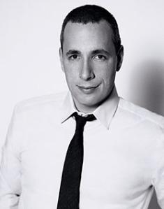 Dan Peres, Details' editor in chief, circ. 2015.