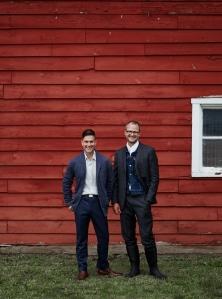 Brent Ridge and Josh Kilmer-Purcell