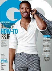 Michael B Jordan Cover