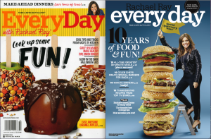 Rachael Ray Every Day: Before and After