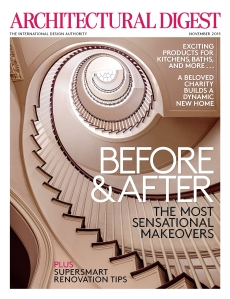 AD November cover