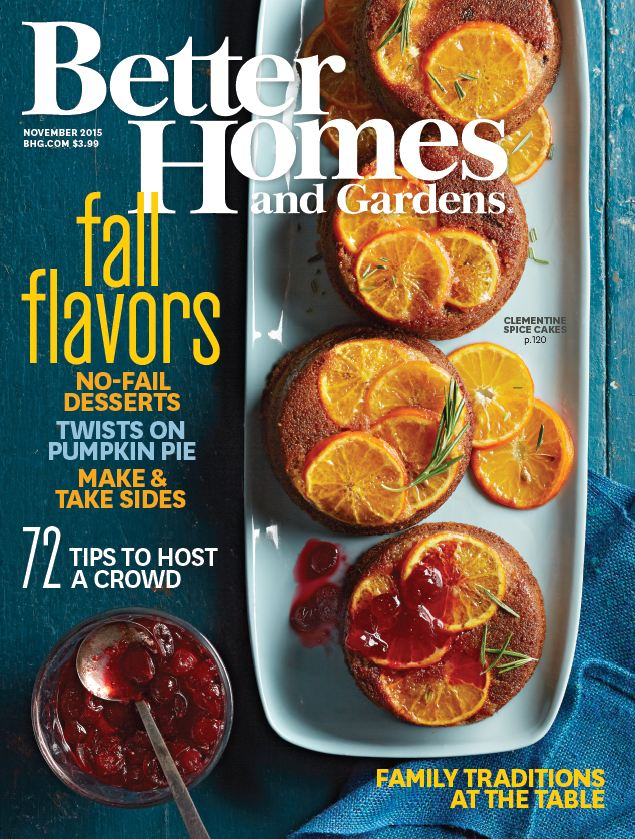 Better Homes And Gardens The Mother Of All Consumer Magazines Prepares For Its Next Century