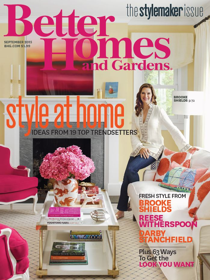 Better homes and gardens the mother of all consumer magazines prepares for its next century Bhg g