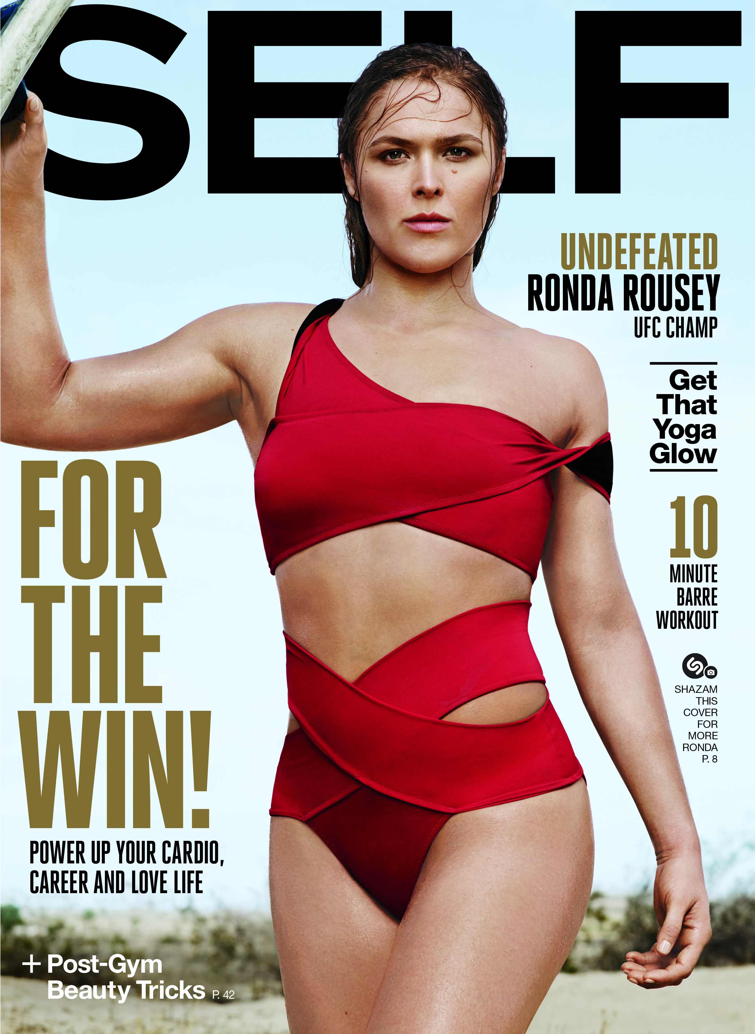 SELF Magazine: Meet The Editor Who Pours Herself Into The Pages Of ...
