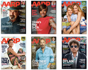 aarp covers