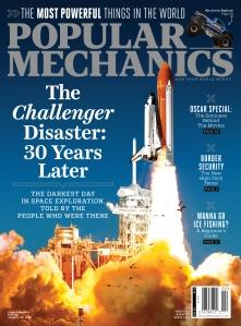 Popular Mechanics - Feb '16 - Newsstand