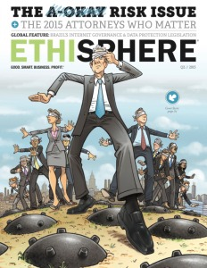Ethisphere Cover Award Winner