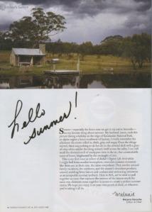 Organic Life editor's letter