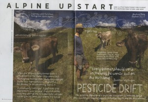organic spread 2