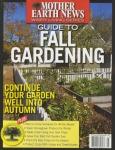 Guide to Fall Gardening