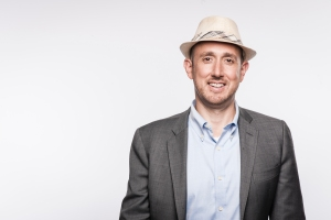 RandallLane with Hat 2016