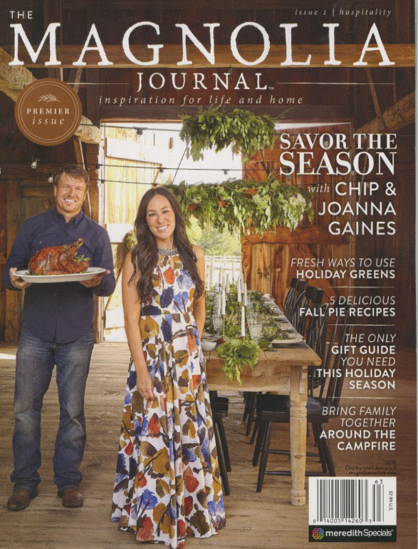 Print manifests itself as meredith teams up with chip amp joanna gaines