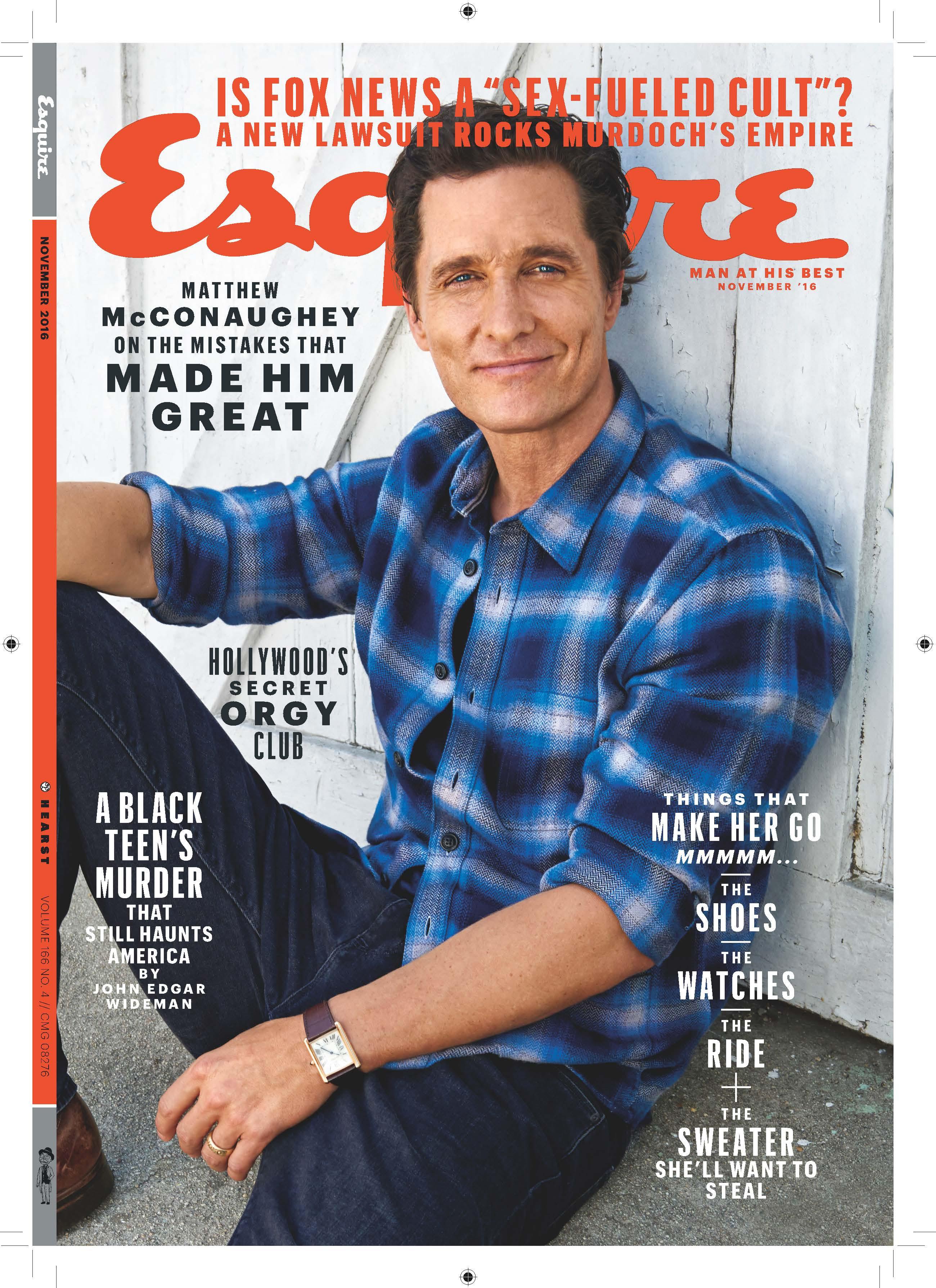 Jack Essig's Esquire & Hearst Men's Group: One Man's