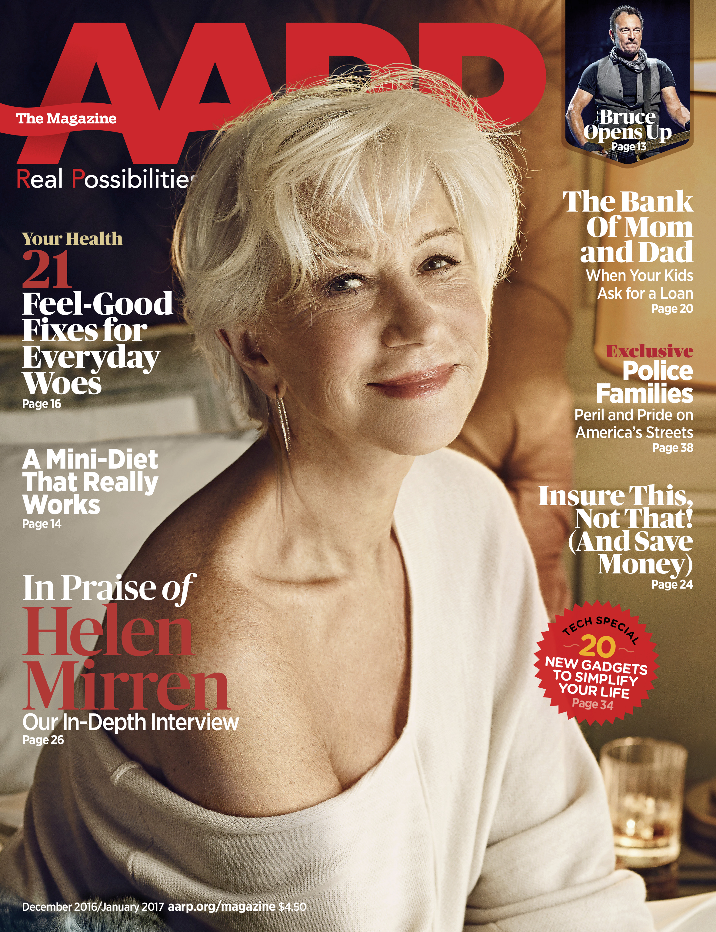 AARP The Magazine: Relevant, V...