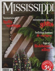 Mississippi magazine. 35 Years Old