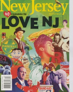 New Jersey Magazine. 40 Years Old