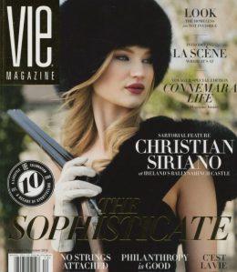 Vie Magazine. 10 Years Old