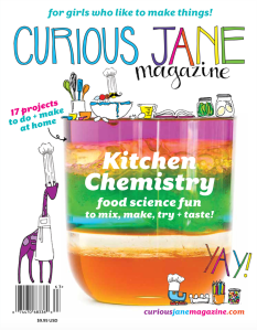 Curious Jane Kitchen Chemistry