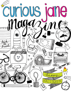 Curious Jane Pre Launch Issue